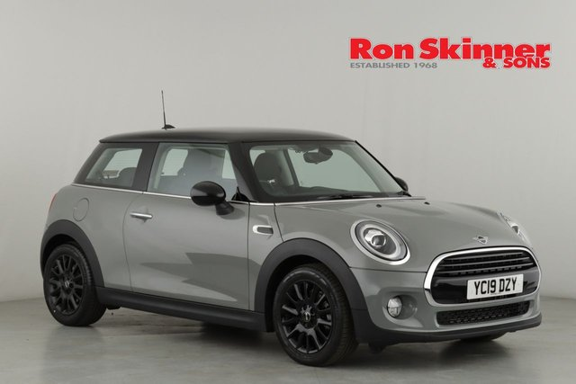 View our 2019 19 MINI HATCH COOPER 1.5 COOPER CLASSIC 3d 134 BHP