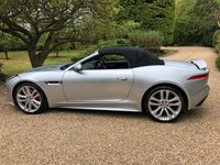USED 2015 64 JAGUAR F-TYPE 3.0 V6 S 2d AUTO 380 BHP