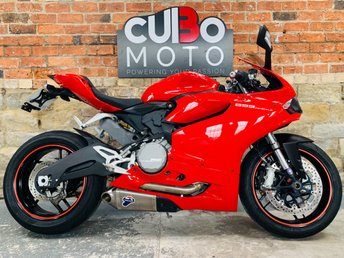 2014 DUCATI 899 PANIGALE ABS £8990.00