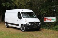 USED 2016 16 RENAULT MASTER 2.3 LM35 BUSINESS DCI 125 BHP Parking Sensors, Bluetooth, Electric Windows, Electric Mirrors