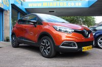 USED 2015 65 RENAULT CAPTUR 0.9 DYNAMIQUE S NAV TCE 5dr 90 BHP NEED FINANCE??? APPLY WITH US!!!