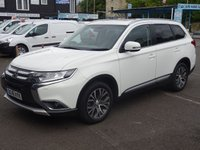 USED 2016 16 MITSUBISHI OUTLANDER 2.3 DI-D GX 4 5d 147 BHP HIGH SPECIFICATION*IMMACULATE CONDITION