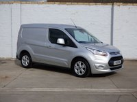 2015 FORD TRANSIT CONNECT 1.6 200 LIMITED P/V 1d 114 BHP £8750.00