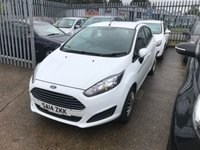 2014 FORD FIESTA 1.2 STYLE 5d 59 BHP £5999.00