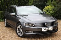 USED 2015 65 VOLKSWAGEN PASSAT 1.6 SE BUSINESS TDI BLUEMOTION TECHNOLOGY 5d 119 BHP ** UNIQUE COLOUR COMBINATION AND GOOD SPECIFICATION **