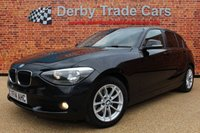 2014 BMW 1 SERIES 1.6 116D EFFICIENTDYNAMICS 5d 114 BHP £6490.00