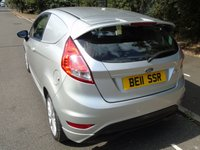 USED 2014 64 FORD FIESTA 1.6 SPORT TDCI 94 BHP 3DR (ST STYLING) CAR DERIVED VAN +AIR-CON+ ALLOYS+MEDIA+