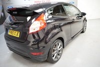 USED 2015 65 FORD FIESTA 1.0 ZETEC S 3d 124 BHP DAB Radio, Bluetooth, Air con, Privacy glass, Free Tax