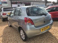 USED 2009 59 TOYOTA YARIS 1.3 TR VVT-I 5d 99 BHP AIR CONDITIONING: