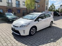 USED 2014 14 TOYOTA PRIUS 1.8L T SPIRIT VVT-I 5d 99 BHP PCO READY, EURO 6, FINANCE, NEW MOT, JAP IMPORT