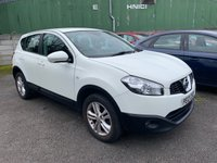 USED 2012 12 NISSAN QASHQAI 1.5 ACENTA DCI 5d 110 BHP FREE 12 MONTH AA ROADSIDE RECOVERY INCLUDED