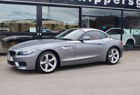 USED 2011 11 BMW Z4 2.5 Z4 SDRIVE23I M SPORT ROADSTER 2d 201 BHP Extreme Condition 1 Owner BMW Z4 sDrive 23i 2.5i M Sport in Space Grey Metallic, Coral Red Kansas Leather, Comfort Package costing £1495 - Wind Deflector, Electric Folding Mirrors, Auto Dimming Mirrors, Extended Storage, Park Distance Control PDC Front and Rear, Cruise Controls, Extended Lighting, Sports Seats, Heated Seats cost £290, Rain Sensor With Auto Headlight Activation cost £100, Loudspeaker System cost £565Bluetooth Hands Free Facility £250, 2 Keys Book Pack, Full BMW Service History.