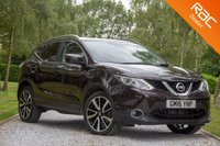 USED 2016 16 NISSAN QASHQAI 1.6 DCI TEKNA XTRONIC 5d AUTO 128 BHP £0 DEPOSIT BUY NOW PAY LATER - PAN ROOF - NAV - REVERSE CAMERA