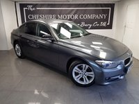 USED 2014 14 BMW 3 SERIES 2.0 320D SPORT 4d 184 BHP + 1 FORMER KEEPER + PRIVACY