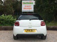 USED 2014 14 CITROEN DS3 1.6 E-HDI DSTYLE PLUS 3dr £0 Tax, Cruise, Climate