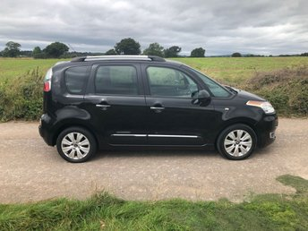 2010 CITROEN C3 PICASSO 1.6 PICASSO EXCLUSIVE HDI 5d 90 BHP £3999.00