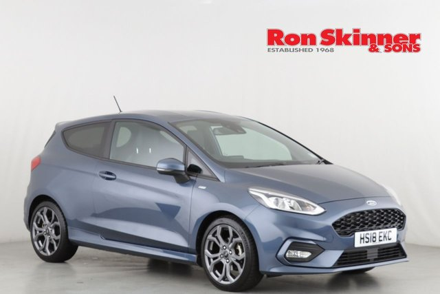 View our 2018 18 FORD FIESTA 1.0 ST-LINE X 3d 138 BHP