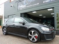 USED 2017 17 VOLKSWAGEN GOLF 2.0 GTI PERFORMANCE 5d 227 BHP