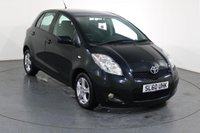 USED 2010 60 TOYOTA YARIS 1.3 TR VVT-I 5d 99 BHP 3 OWNERS with 8 Stamp SERVICE HISTORY