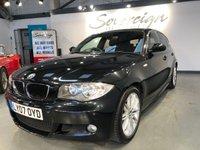 USED 2007 07 BMW 1 SERIES 2.0 120I M SPORT 5d 168 BHP
