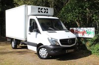 2015 MERCEDES-BENZ SPRINTER 2.1 313 CDI FRIDGE BOX WITH STAND BY £11995.00
