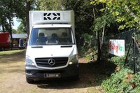 USED 2015 15 MERCEDES-BENZ SPRINTER 2.1 313 CDI FRIDGE BOX WITH STAND BY Fridge Box, Overnight Stand By Plug, One Owner