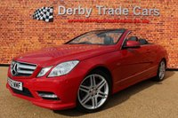 2012 MERCEDES-BENZ E CLASS 2.1 E250 CDI BLUEEFFICIENCY SPORT 2d AUTO 204 BHP £9990.00