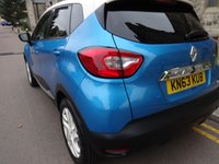 USED 2013 63 RENAULT CAPTUR 0.9 DYNAMIQUE S MEDIANAV ENERGY TCE S/S 5d 90 BHP + ONE OWNER + FULL HISTORY +