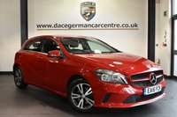 "USED 2016 16 MERCEDES-BENZ A CLASS 2.1 A 200 D SE EXECUTIVE 5DR AUTO 134 BHP full service history Finished in a stunning jupiter red styled with 16"" alloys. Upon opening the drivers door you are presented with full black leather interior, full service history, satellite navigation, bluetooth, rear-view camera , heated seats, attention assist, cruise control, active park assist"