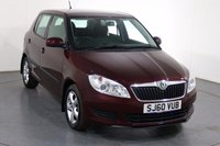 USED 2010 60 SKODA FABIA 1.6 SE TDI CR 5d 74 BHP Demo and ONE LADY OWNER From New