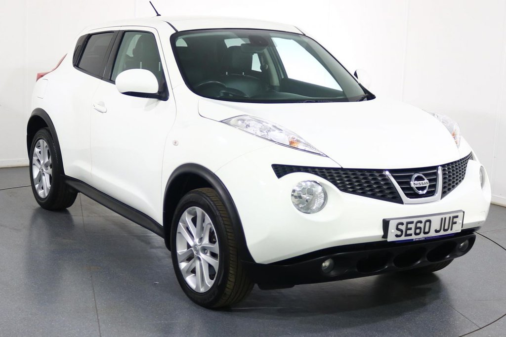 USED 2011 60 NISSAN JUKE 1.6 TEKNA DIG-T 5d 190 BHP 3 OWNERS with 6 Stamp SERVICE HISTORY