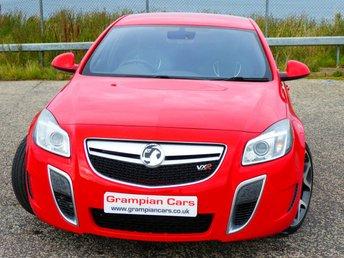 2011 VAUXHALL INSIGNIA 2.8 VXR TURBO 4X4 5d 320 BHP £8995.00