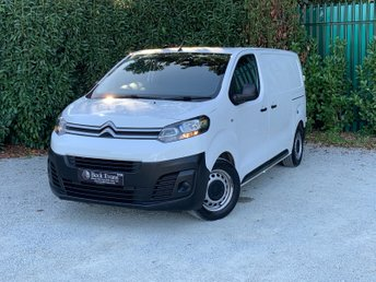 2017 CITROEN DISPATCH 1.6 M 1000 ENTERPRISE BLUEHDI S/S 1d 114 BHP £10299.00