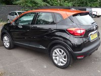 USED 2015 15 RENAULT CAPTUR 1.5 DYNAMIQUE MEDIANAV ENERGY DCI S/S 5d 90 BHP HIGH SPEC LOW MILEAGE FSH ZERO ROAD TAX