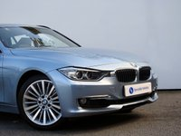 USED 2012 62 BMW 3 SERIES 3.0 330D LUXURY TOURING 5d AUTO 255 BHP Generous Specification with Full BMW Service History & 1 Previous Owner