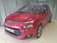 USED 2013 CITROEN C4 PICASSO 1.6 E-HDI AIRDREAM EXCLUSIVE 5d 113 BHP