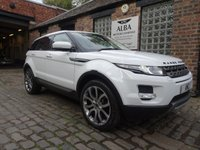 USED 2011 61 LAND ROVER RANGE ROVER EVOQUE 2.2 SD4 PURE TECH 5d AUTO 190 BHP (Now Sold)