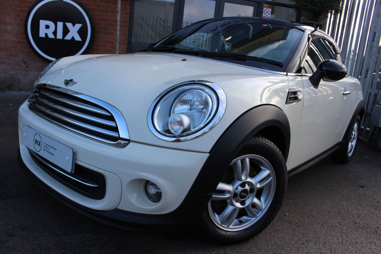 Used MINI COUPE for sale