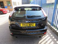 USED 2011 61 FORD FOCUS 2.5 ST-2 3dr DAB Air con  Ford Focus ST 2 2.5