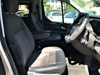 USED 2018 15 FORD TRANSIT CUSTOM MS-RT Double Cab AUTO 168 BHP
