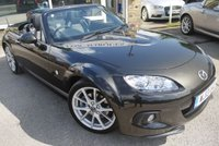 2013 MAZDA MX-5 2.0 I ROADSTER SPORT TECH 2d 158 BHP £11295.00