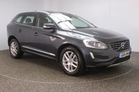 USED 2016 16 VOLVO XC60 2.4 D5 SE LUX NAV AWD 5DR SAT 1 OWNER 217 BHP FULL VOLVO SERVICE HISTORY + HEATED LEATHER SEATS + SATELLITE NAVIGATION + PARKING SENSOR + BLUETOOTH + CRUISE CONTROL + CLIMATE CONTROL + MULTI FUNCTION WHEEL + DAB RADIO + XENON HEADLIGHTS + ELECTRIC WINDOWS + ELECTRIC MIRRORS + ALLOY WHEELS