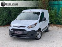 USED 2017 17 FORD TRANSIT CONNECT 1.5 220 P/V 1d 100 BHP