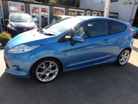 USED 2009 09 FORD FIESTA 1.6 ZETEC S 3d 118 BHP NEW MOT, SERVICE & WARRANTY