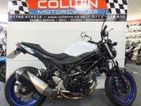 2016 SUZUKI SV650 645cc AL7  £4495.00