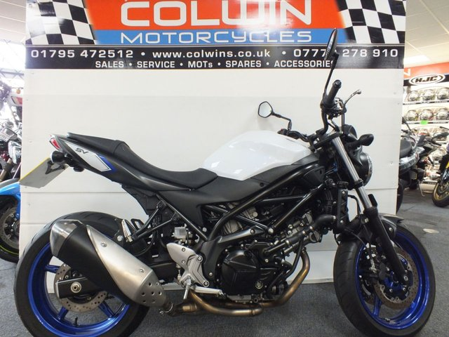 View our SUZUKI SV650