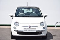 USED 2011 61 FIAT 500 1.2 LOUNGE 3d 69 BHP PANORAMIC ROOF - BLUETOOTH