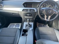 USED 2013 13 MERCEDES-BENZ C CLASS 1.6 C180 BLUEEFFICIENCY AMG SPORT 2d AUTO 154 BHP