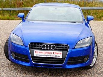 2010 AUDI TT 2.0 TFSI 3d 200 BHP £7995.00