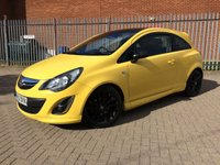 2013 VAUXHALL CORSA 1.2 LIMITED EDITION 3d 83 BHP £3990.00